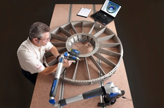 scanning services at 3D Engineering Solutions