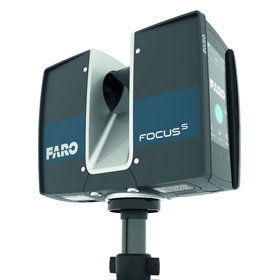 FARO-Focus5 for Long Range Scanning